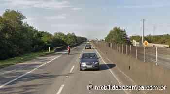 Acidente com motocicleta deixa tráfego lento na rodovia Anchieta - Mobilidade Sampa