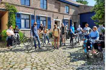 """Fietsroute verbindt FeliXart Museum met Fondation Folon: """"Ex... (Drogenbos) - Het Nieuwsblad"""