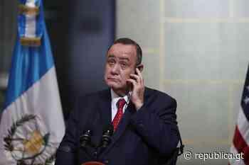 Giammattei envía fuerte mensaje al régimen de Daniel Ortega en Nicaragua, por situación de presos políticos - republica.gt
