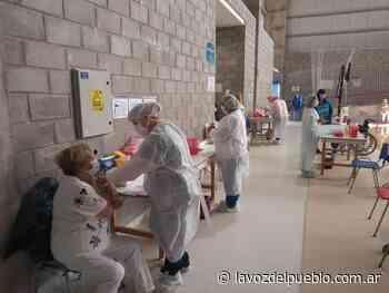 Tres Arroyos: piden a todos los mayores de 18 años que se anoten para vacunarse - La Voz del Pueblo