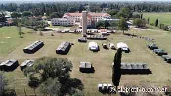 Coronavirus: trasladan los prehospitalarios móviles a La Calera y La Falda - El Objetivo