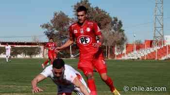 Cobresal 0-1 U. La Calera: resultado, resumen y goles - AS Chile
