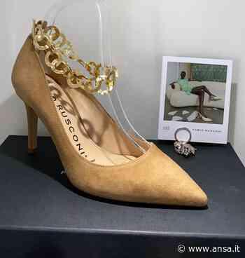 Nasce Fiorenza, scarpa gioiello made in Florence - Agenzia ANSA