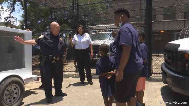 BR Constables mentor young men showing consequence of bad choices