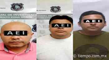Detuvieron a 3 por delitos en Veracruz y CDMX - El Tiempo de México