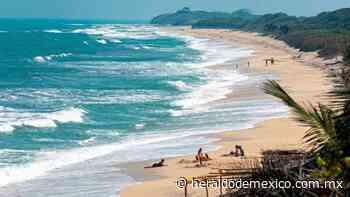Esta playa secreta en Veracruz que no le pide nada a Cancún - El Heraldo de México
