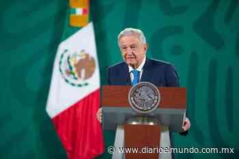 AMLO vendrá a Veracruz el día 18 - Diario El Mundo de Córdoba
