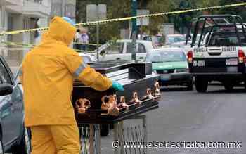 Veracruz con 62 mil 337 casos positivos de Covid-19 - El Sol de Orizaba