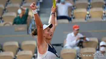 Barbora Krejcikova advances to French Open final after marathon win over Maria Sakkari - TSN