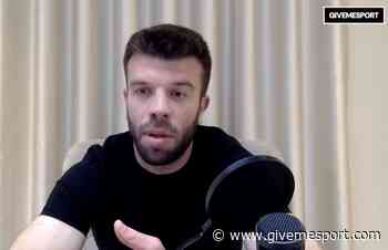 WATCH: Grant Hanley on Keeping The Right Mindset At Euro 2020 - GiveMeSport