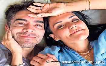 El reto de ser la esposa de Omar Chaparro - El Diario de Chihuahua
