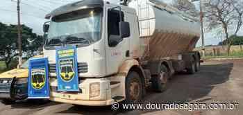 Polícia apreende carga de 8 toneladas de maconha de 'consórcio' - Dourados Agora - Notícias de Dourados e Região