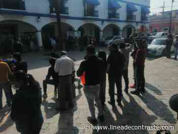 Surgen nuevas inconformidades por resultados de elecciones en San Pablo del Monte y Chiautempan, Altlzayanca y Yauhquemehcan - Linea de Contraste
