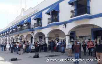 Toman alcaldía partidos perdedores en comicios de San Pablo del Monte - El Sol de Tlaxcala
