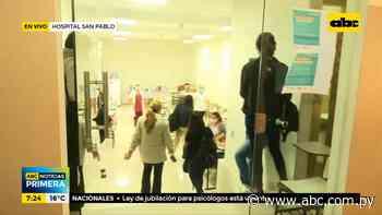 No hay vacunas Sputnik V en el San Pablo - ABC Noticias - ABC Color