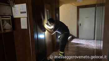 Ascensori bloccati e vigili del fuoco al lavoro: Pordenone paralizzata dai black-out - Il Messaggero Veneto