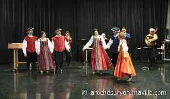 À Fontenay-le-Comte, la compagnie Outre Mesure donne un concert au théâtre municipal - maville.com