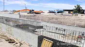 Registra puente de la Ejército Nacional, avance del 80%: Fideicomiso - El Tiempo de México