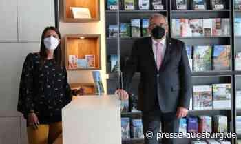 Während Lockdown modernisiert - Tourist Information Memmingen öffnet wieder   Presse Augsburg - Presse Augsburg