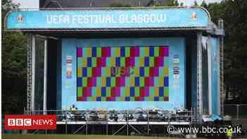 Glasgow's Euro 2020 fan zone to open as planned after talks