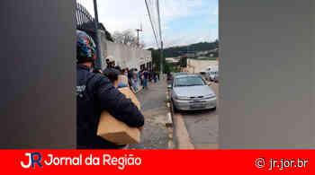 Agência dos Correios em Campo Limpo Paulista está sobrecarregada - JORNAL DA REGIÃO - JUNDIAÍ