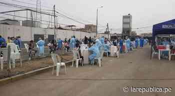 Trujillo: 300 comerciantes de ex-Mayorista dieron positivo a la COVID-19 - LaRepública.pe