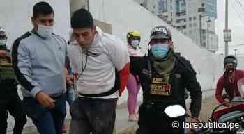 Trujillo: detienen a dos asaltantes tras robar S/ 1.000 - LaRepública.pe