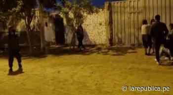Hombre es asesinado con múltiples disparos en Trujillo - LaRepública.pe