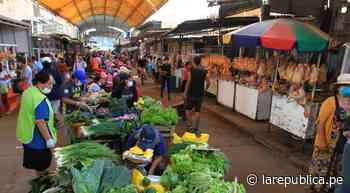 Trujillo: comerciantes en mercados especulan con precios de productos - LaRepública.pe