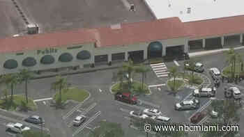 Man Kills Woman, Her Grandson and Himself Inside Publix in Palm Beach County