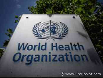 Africa Unable to Build Pandemic Resiliency Despite Experience of Ebola - WHO Adviser - UrduPoint News