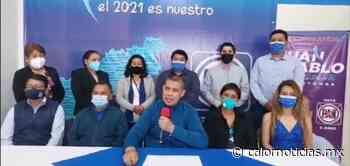 Se derrumba coalición Va por México en Altotonga y Perote - Calor Noticias