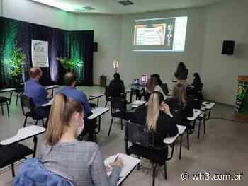 Fórum Empresarial de Maravilha traz palestra sobre o sucesso em vendas - WH3
