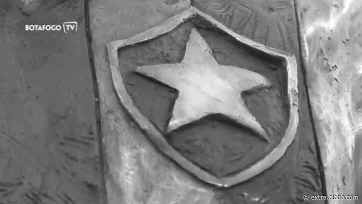 Em vídeo, Botafogo revela mais detalhes da estátua de Túlio Maravilha - Extra