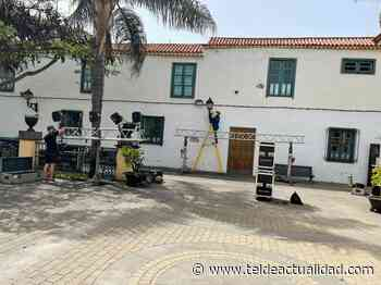 El Rincón Plácido Fleitas, escenario de grabación de 'Tenderete' - TeldeActualidad.com