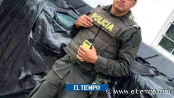 Era muy buen servidor público: hermano de patrullero asesinado en Cali - El Tiempo
