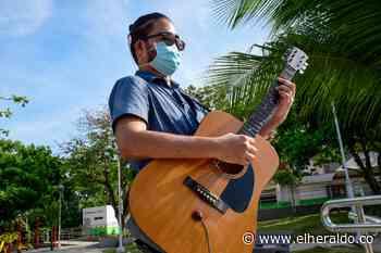 Andrés Rincón: enseñando música desde el silencio - EL HERALDO - EL HERALDO