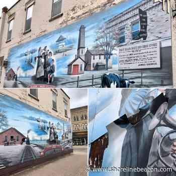 A reprieve for the Port Elgin mural? - Shoreline Beacon