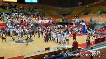 Basket, playoff serie B: Libertas Livorno - Vaporart Bernareggio 66-54, amaranto in finale per il sogno promozione - LivornoToday