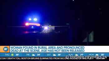 Woman found dead in rural area of Mississauga after shooting - CityNews Toronto