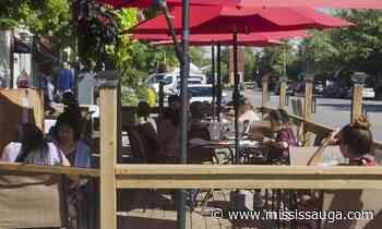 LIST: Mississauga restaurant patios reopening in accordance with Stage 1 of economic recovery - mississauga.com