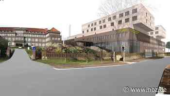 So soll das neue Krankenhaus in Delmenhorst einmal aussehen - noz.de - Neue Osnabrücker Zeitung