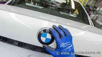 Chipmangel bremst BMW-Produktion in Dingolfing - Süddeutsche Zeitung