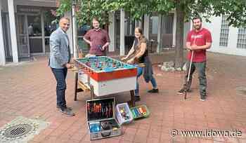 Ferienprogramm der Stadt Dingolfing - 115 Programmpunkte: Langeweile wird ein Fremdwort sein - idowa