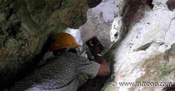 Erosión salina deteriora rápidamente la pintura rupestre más antigua del mundo - infobae