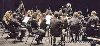 Orquestra Ouro Preto grava disco - Diário do Comércio