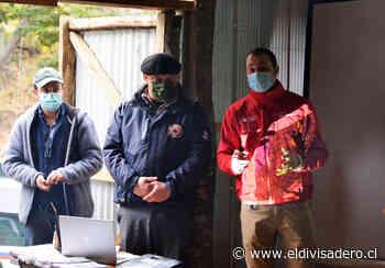 Detallan a pobladores plan de contingencia ante posible erupción del volcán Hudson - El Divisadero
