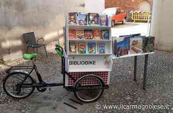 Anche a Racconigi è in arrivo la Bibliobike - Il carmagnolese