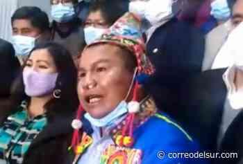 Historiadora: Lo correcto es que la nación Charcas sancione al diputado Colque por pelear y perder - Correo del Sur