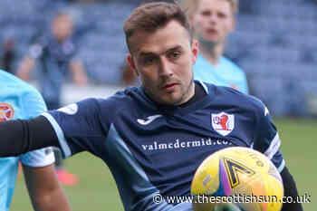 Hamilton pip Kilmarnock to the signing of Raith defender Kieran MacDonald... - The Scottish Sun